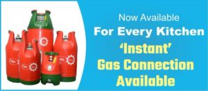 LPG-Gas-Connection